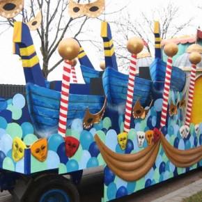 Carnavals-wagen