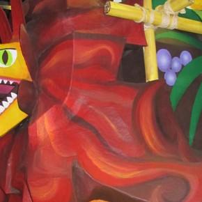 carnavals-schilder