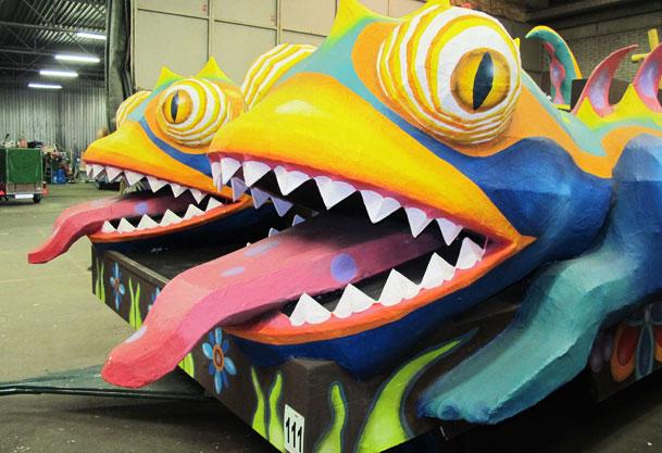 carnavals-wagen-schilder