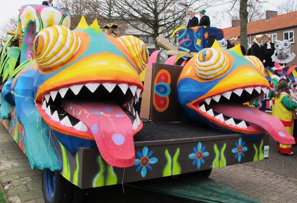carnavalsoptocht