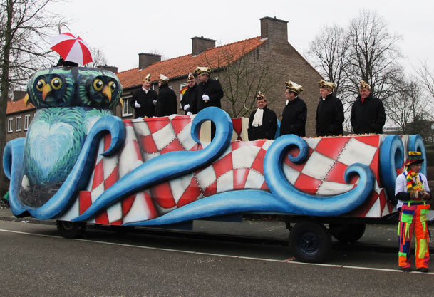 prinsenwagen-Hoensbroek